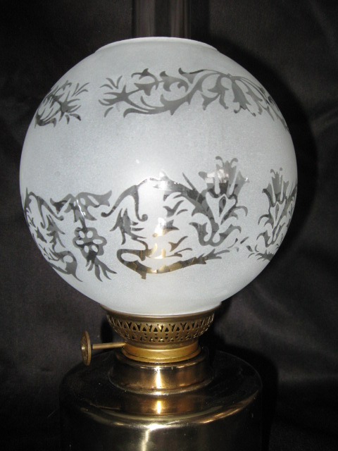 French etched kosmos 14 shade