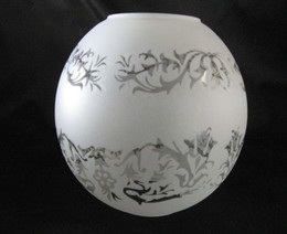 etched 6-in. ball for K14 burner